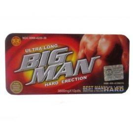 Big Man Geciktirici Hap