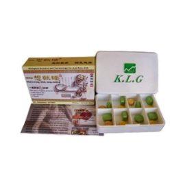 KLG Tablet  Ereksiyon + Geciktirici Etkili