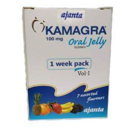 Kamagra 100 Mg Oral Jel Penis Sertleştirici