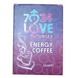 7-24 Love Erkek ve Kadın Cinsel İstek Arttırıcı Kahve