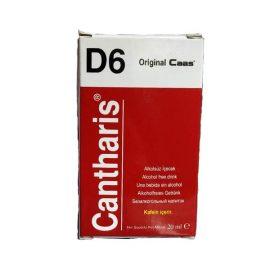 Cantharis D6 10 ml Bayan Cinsel İstek Arttırıcı Damla