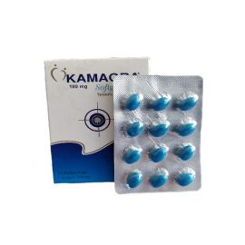 Kamagra Softgel Caps Penis Sertleştirici