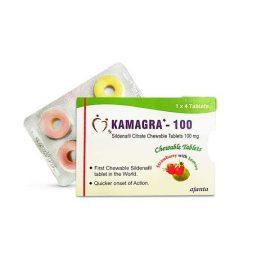 Kamagra Polo 100 mg Sertleştirici Şeker